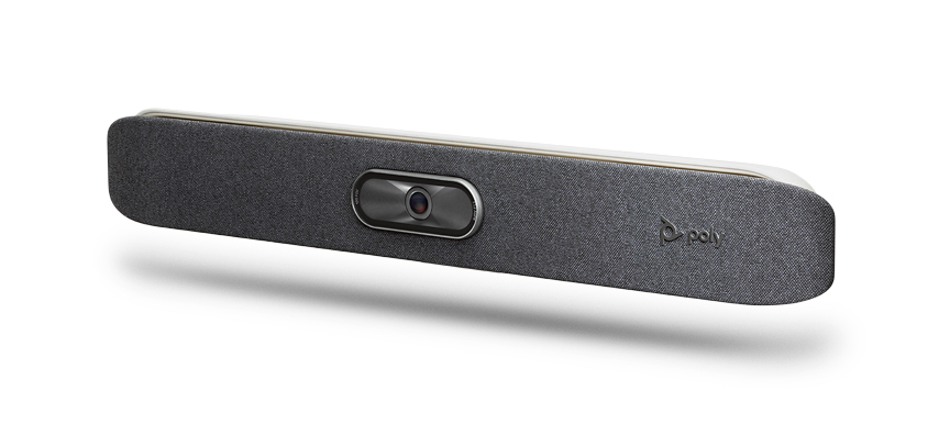 Poly Studio X30 All-in-one Video bar for huddle and small rooms